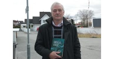 Kritikerrost spenningsroman fra Stavanger