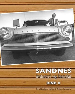 Sandnes industri og handel - bind II